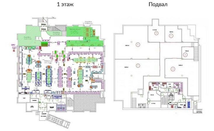 Одоевского пр-д, д.11 к.7 продажа помещения