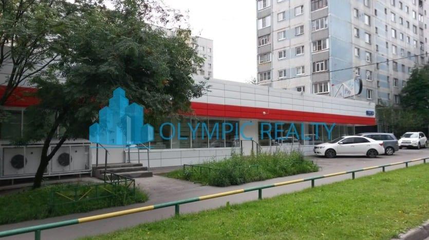 ул.лескова, д.10в продажа помещения арендатор магнит арендный бизнес Москва