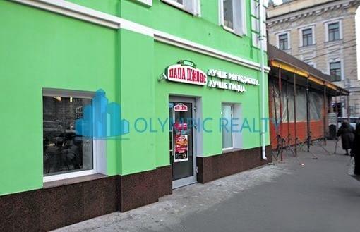 Неглинная, д.16/2с4 продажа помещения папа джонс арендный бизнес