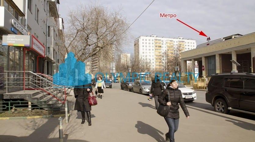 усачева д.29 корп.3 арендный бизнес банк российский кредит продажа помещения