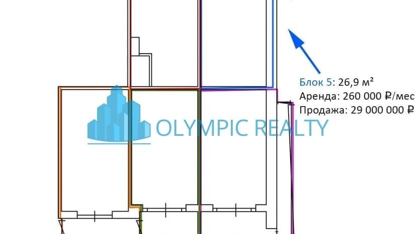 улица Сивашская, д.4, корп.3, продажа торговых помещний