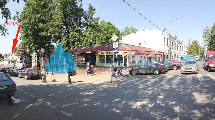 ул. Б. Семеновская,17а, аренда торговых помещений