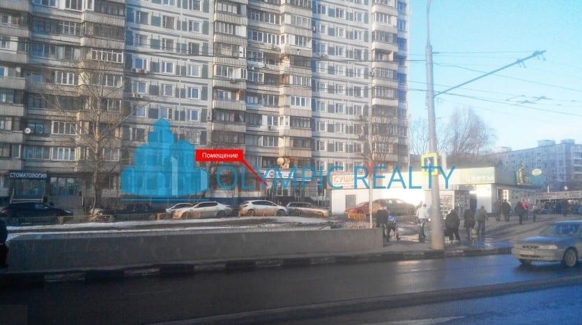 Ореховый бульвар, д.47/33, аренда торговых помещений