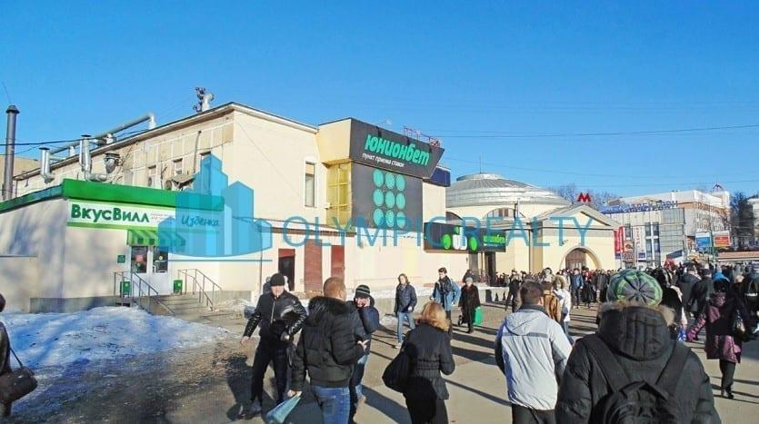 улица Б. Семеновская, д.20, аренда торговых помещений