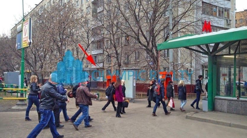 ул. Енисейская, д.17, к.1, продажа торгового помещения, аренда