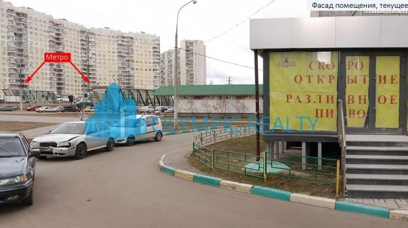 Пятницкое шоссе, д.37, корп.1, продажа арендного бизнеса