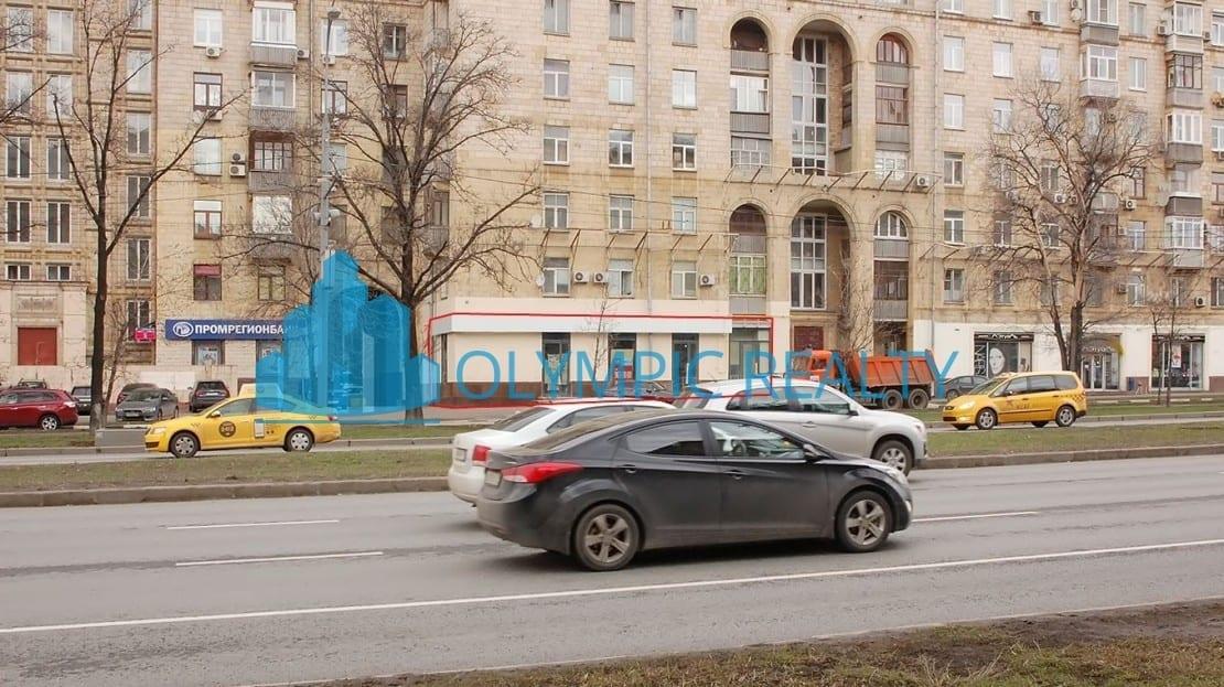 Ленинский проспект, д. 72/2, продажа помещения