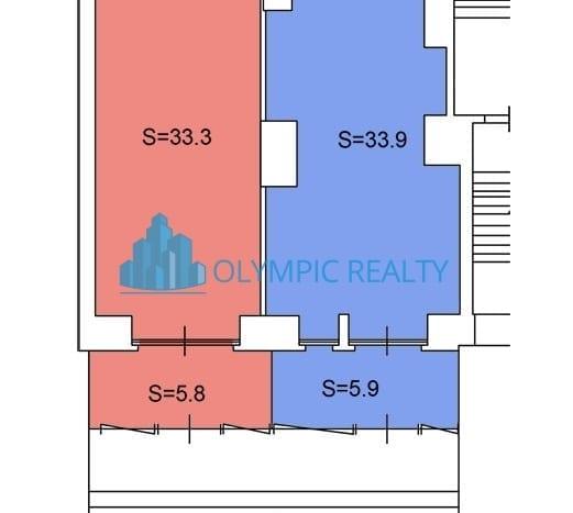 ул.Усачева, д.29, к.3, продажа торгового помещения, аренда