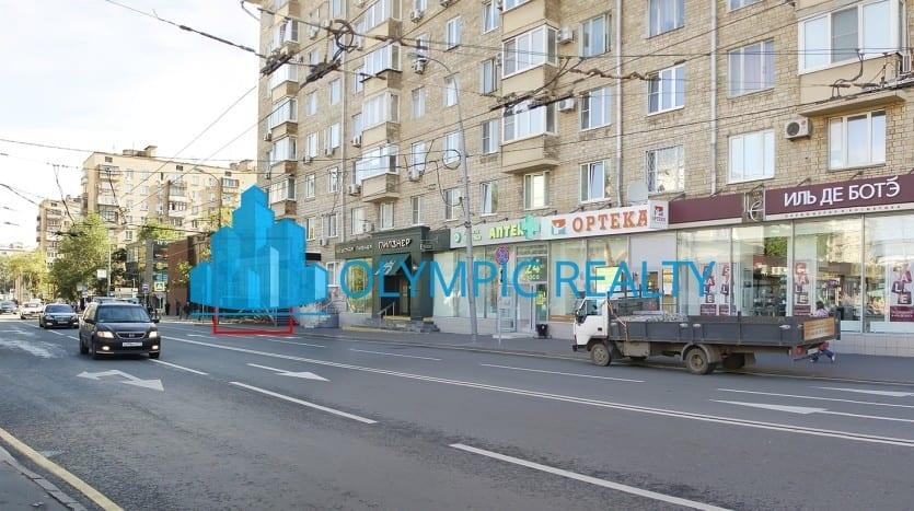 Пресненский Вал 4/29 продажа арендного бизнеса