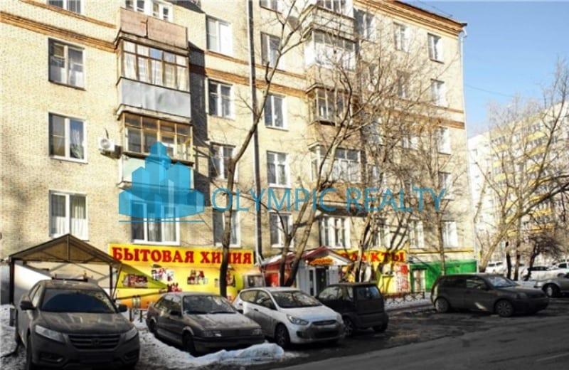 Генерала Рычагова д. 23, корп.11 продажа помещения магазина арендный бизнес