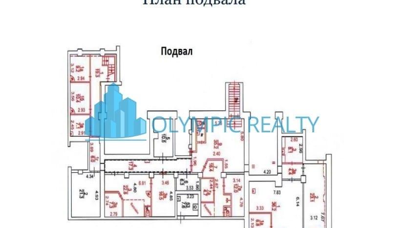 ул. Шарикоподшипниковская, д. 40, продажа торгового помещения.