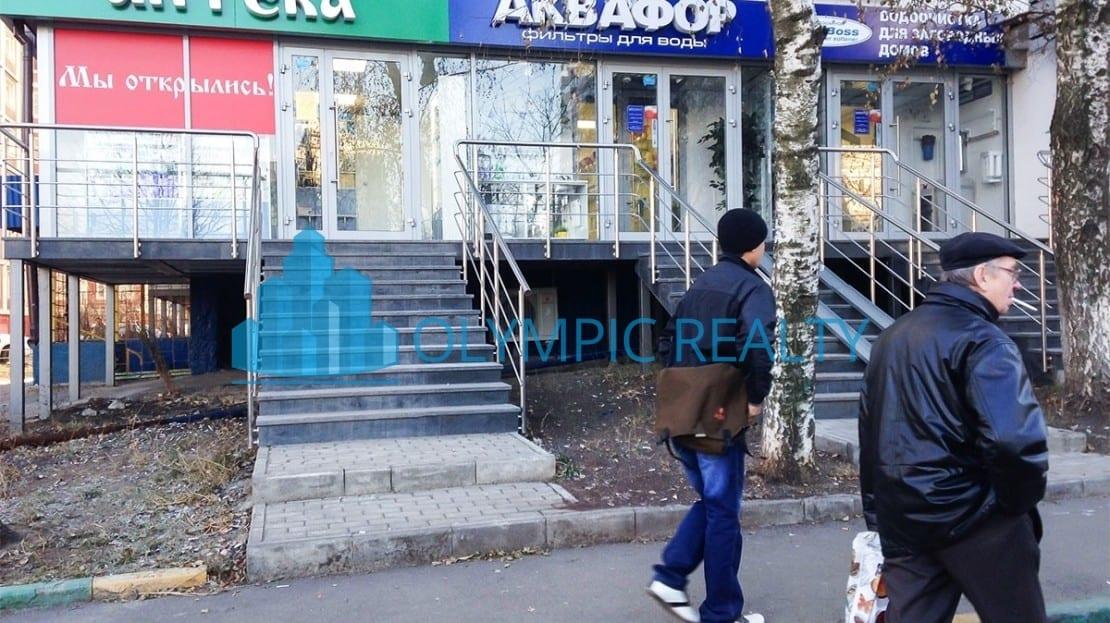 Шипиловская, д.54, корп.1 продажа помещения арендный бизнес в Москве