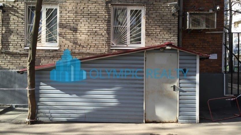 Скорняжный переулок дом 7 корпус 1 - продажа торгово-офисного помещения