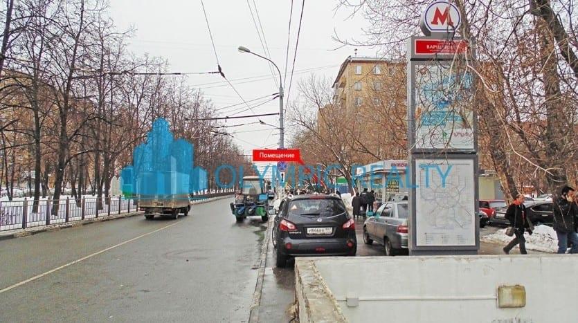 Чонгарский бульвар, д.8, продажа арендного бизнеса