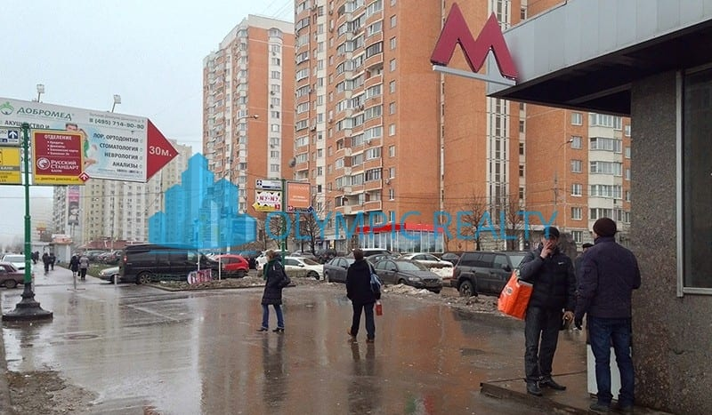 Бульвар Дмитрия Донского, д.8, продажа торгового помещения, аренда торгового помещения