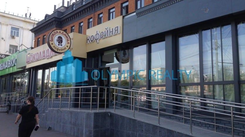 Варшавское шоссе д.34 продажа помещения шоколадница арендный бизнес в Москве