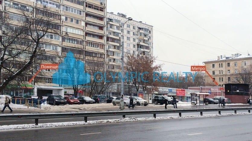 Волоколамское шоссе, д. 92, аренда торгового помещения