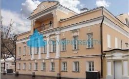 Б. Толмачевский пер. д.5 стр.7, продажа здания, особняк