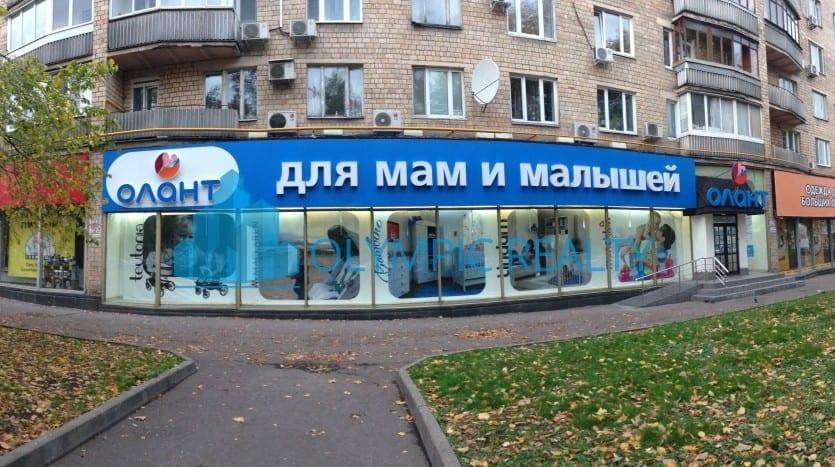 Ленинский проспект д.32, торговое помещение в аренду, ритейл