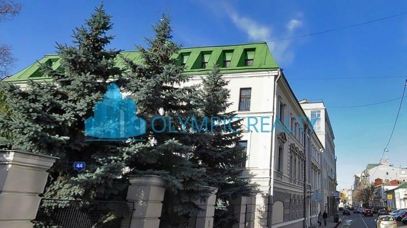 ул. Малая Ордынка д.44, продажа здания