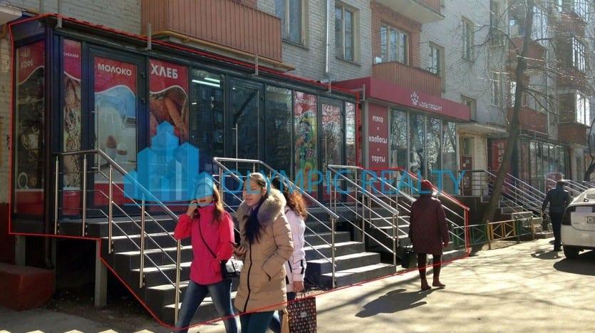 Волгоградский проспект, д.57, продажа арендного бизнеса, Велес