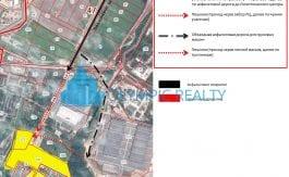 Ленинградская обл. Офицерское село, продажа земель промышленного назначения