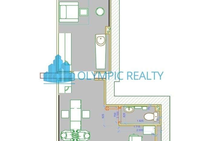 Волгоградский проспект, д. 121/35, продажа торгового помещения, аренда торгового помещения