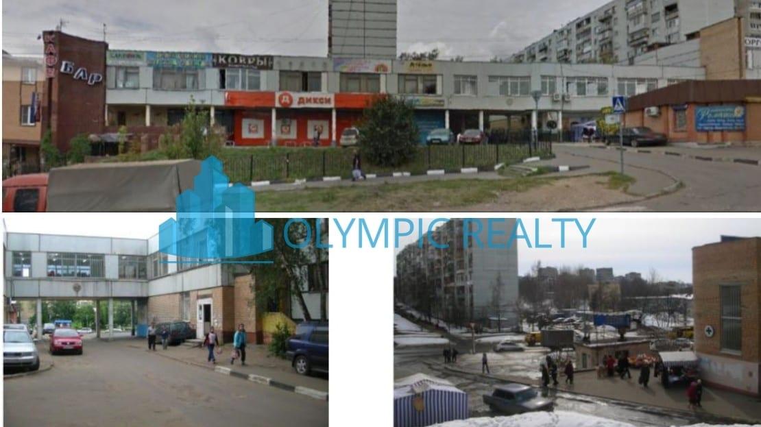 г. Лыткарино мкр №5 квартал 1 д.5, Дикси, продажа арендного бизнеса