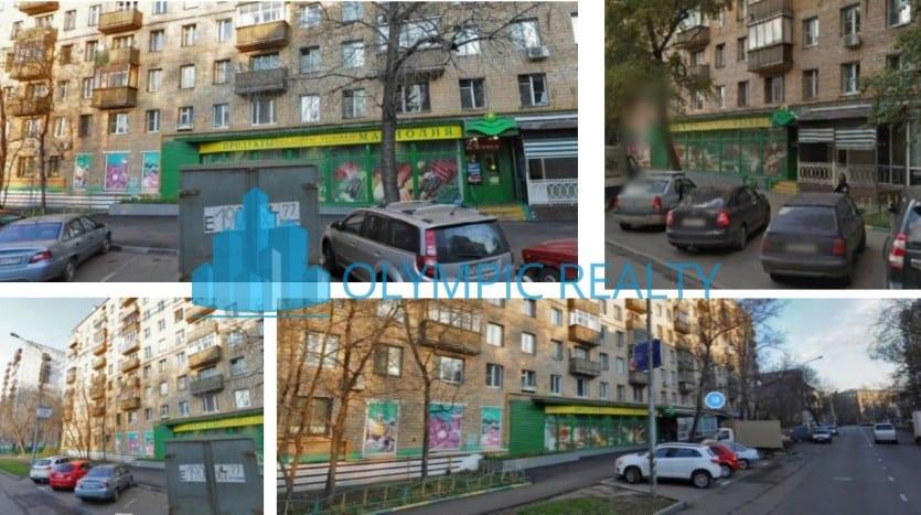 пр. Петровско-Разумовский, д.18, продажа арендного бизнеса