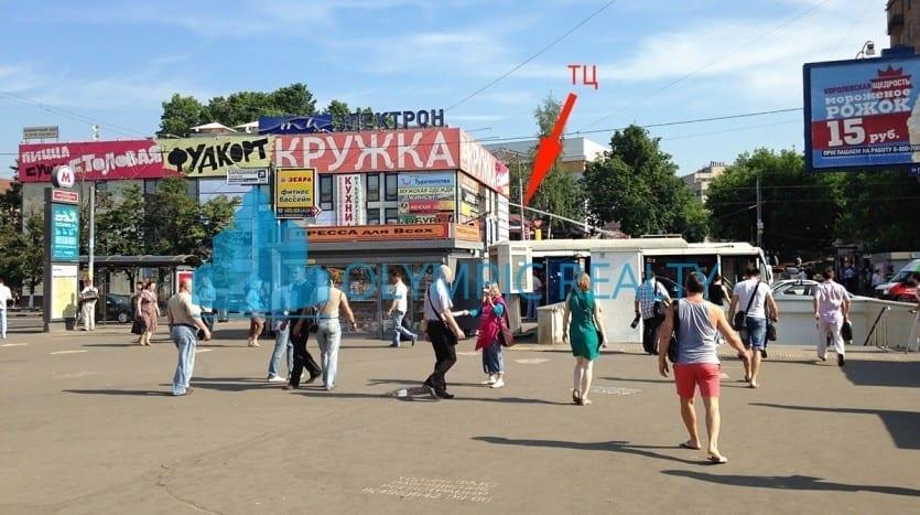 ул. Б. Семеновская,17а, аренда торгового помещения
