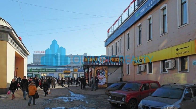 улица Б. Семеновская, д.20, аренда торгового помещения