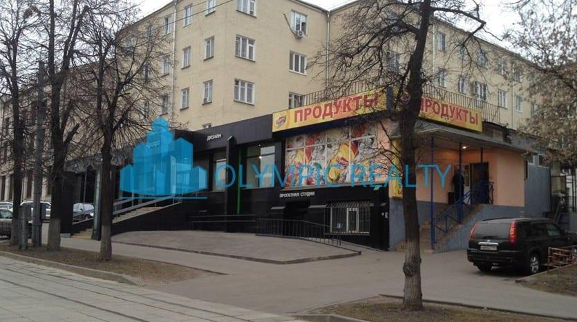 Варшавское шоссе 29 продажа арендного бизнеса
