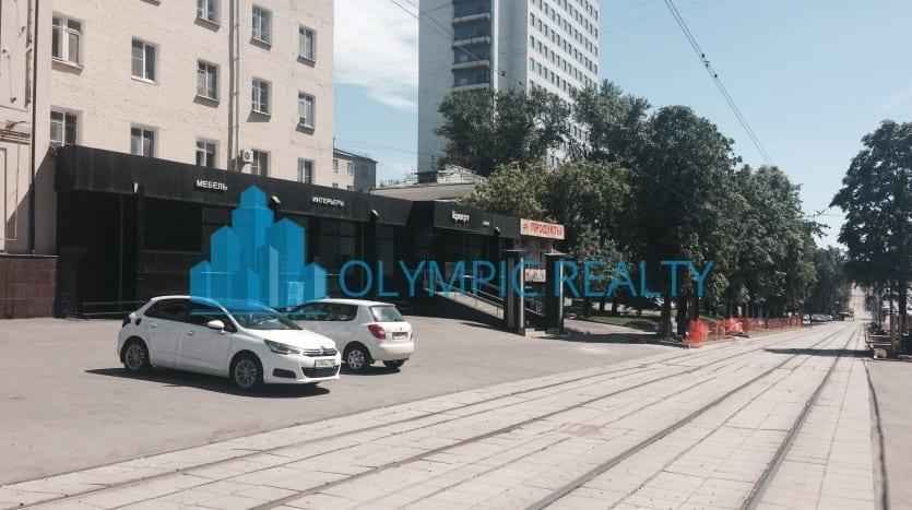 Продажа торгового помещения на Варшавском шоссе 29