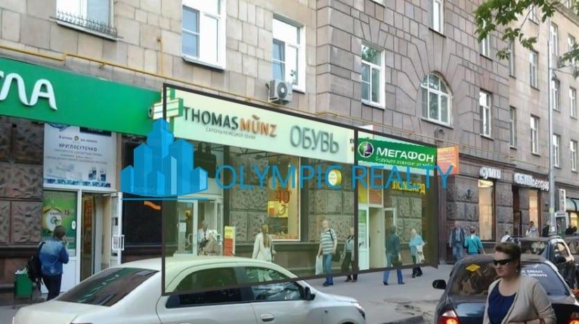 Ленинградский проспект 75к1 продажа арендного бизнеса