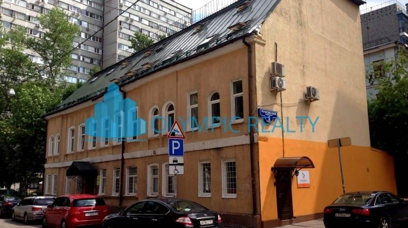 Руновский 5с1 продажа осз 928м2