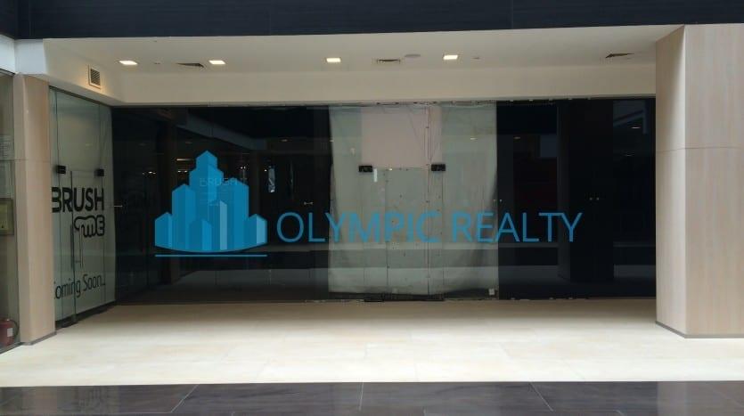 Продажа торгового помещения 108 м2 на Олимпийском