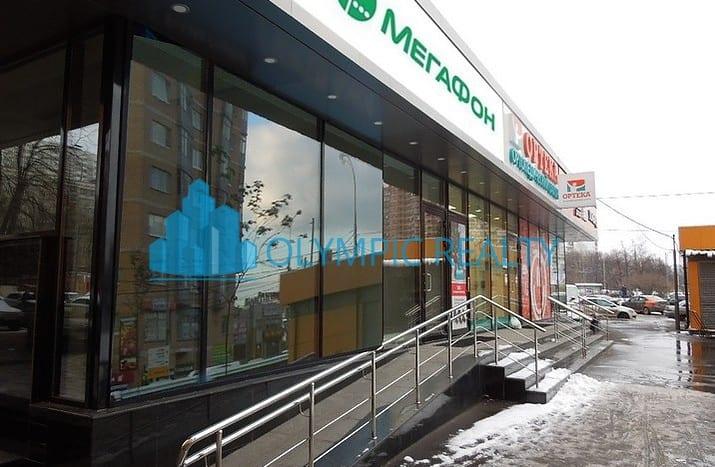 Профсоюзная 104/47 продажа арендного бизнеса мегафон