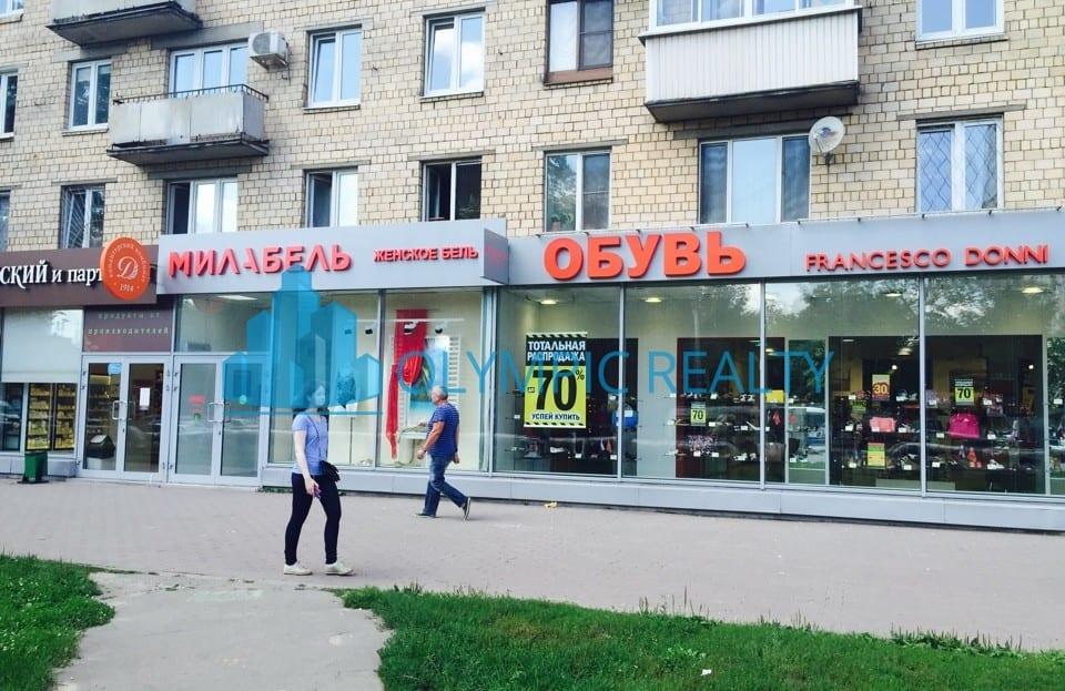 Б.Черкизовская д.5 корп.1 продажа помещения возле метро арендный бизнес, арендатор Милабель