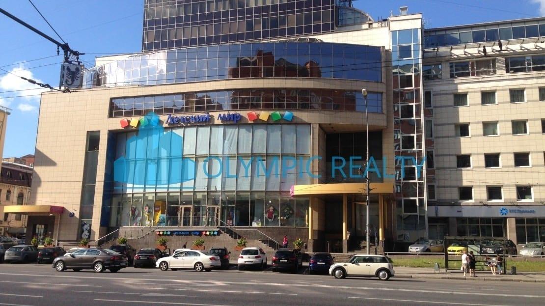 Красная пресня 24 БЦ Тропикано аренда офиса 9 этаж
