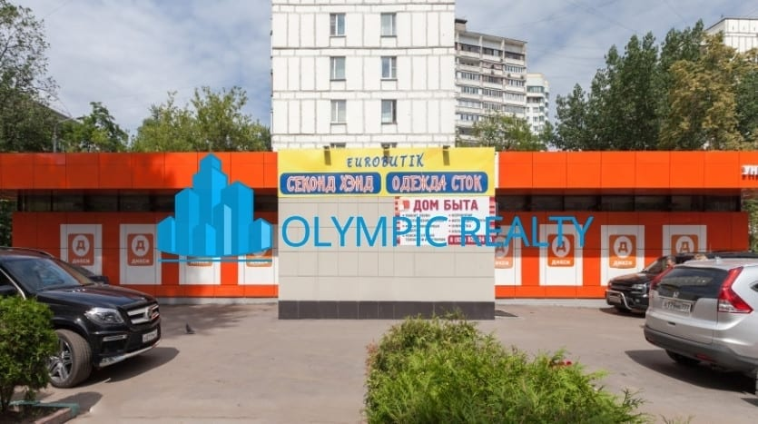 Новорогожская, д.11 корп.2, арендаторы «Дикси» и «Second hand-Stock», окупаемость 7 лет