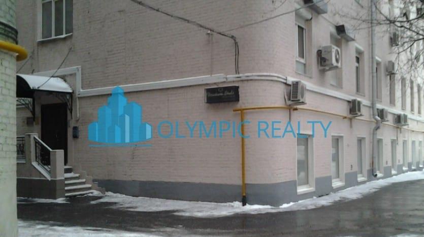 Брюсов переулок 2-14с4 фасад