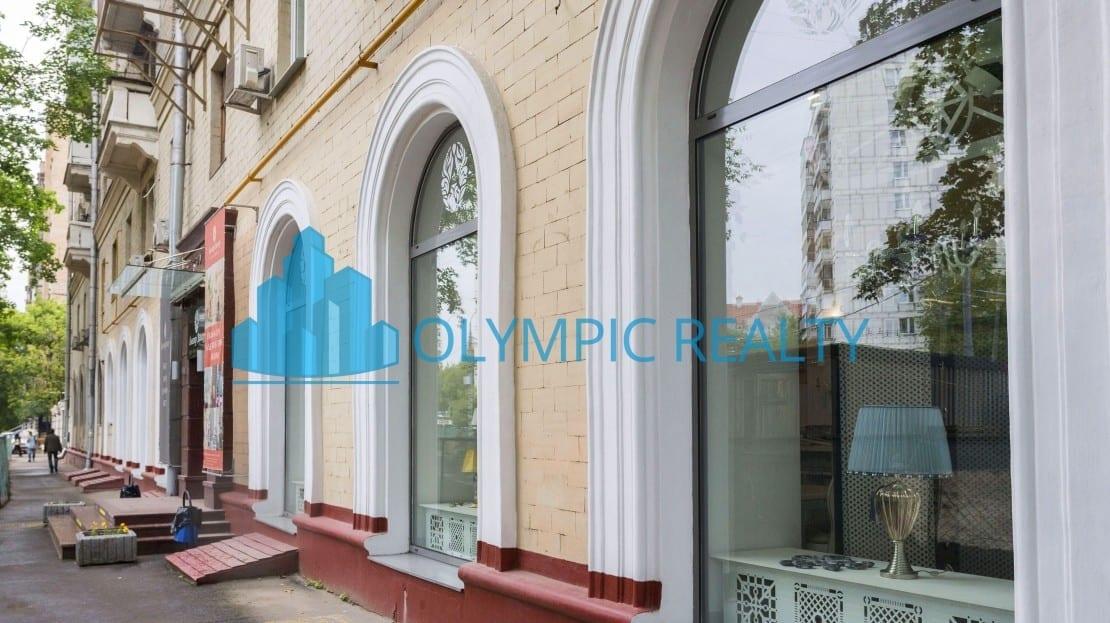 Продажа арендного бизнеса Народного Ополчения 40 Ампир Декор