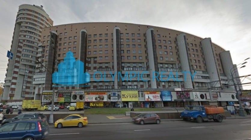 Проспект Маршала Жукова 59 Продажа арендного бизнеса