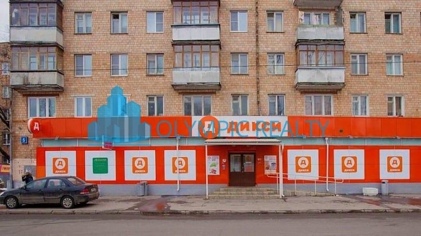 Химкинский бульвар 5 Продажа аредного бизнеса