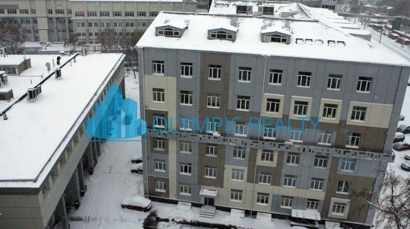 Аренда офиса с отделкой, 2-я Хуторская 38А
