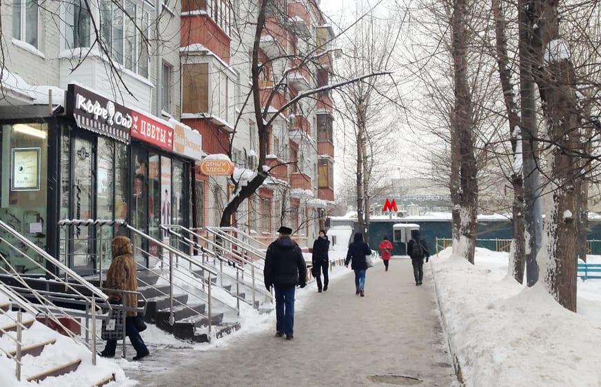 Волгоградский проспект 57 - арендный бизнес