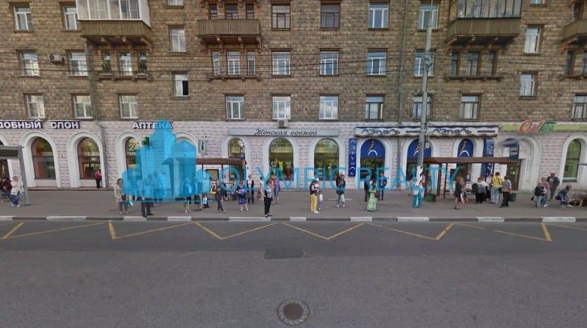 Дмитрия ульянова 24 Аренда торгового помещения