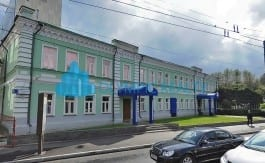 ул. Б. Серпуховская, д.5, продажа здания