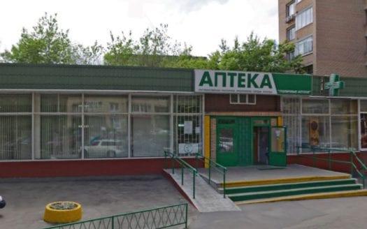 троицкая 10С1 фото фасад