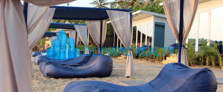 Hotel / Beach Resort for sale in Agonda, South Goa